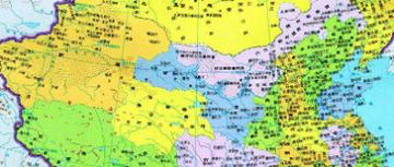 蒙古四大汗国,简称四大汗国图片