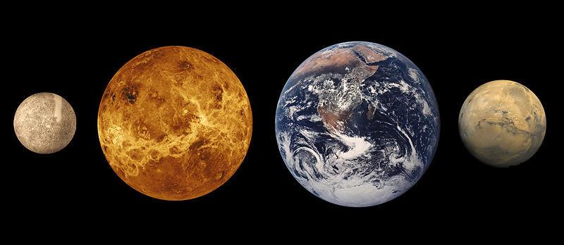 水星,金星,火星,木星和土星早在史前就已经被人类