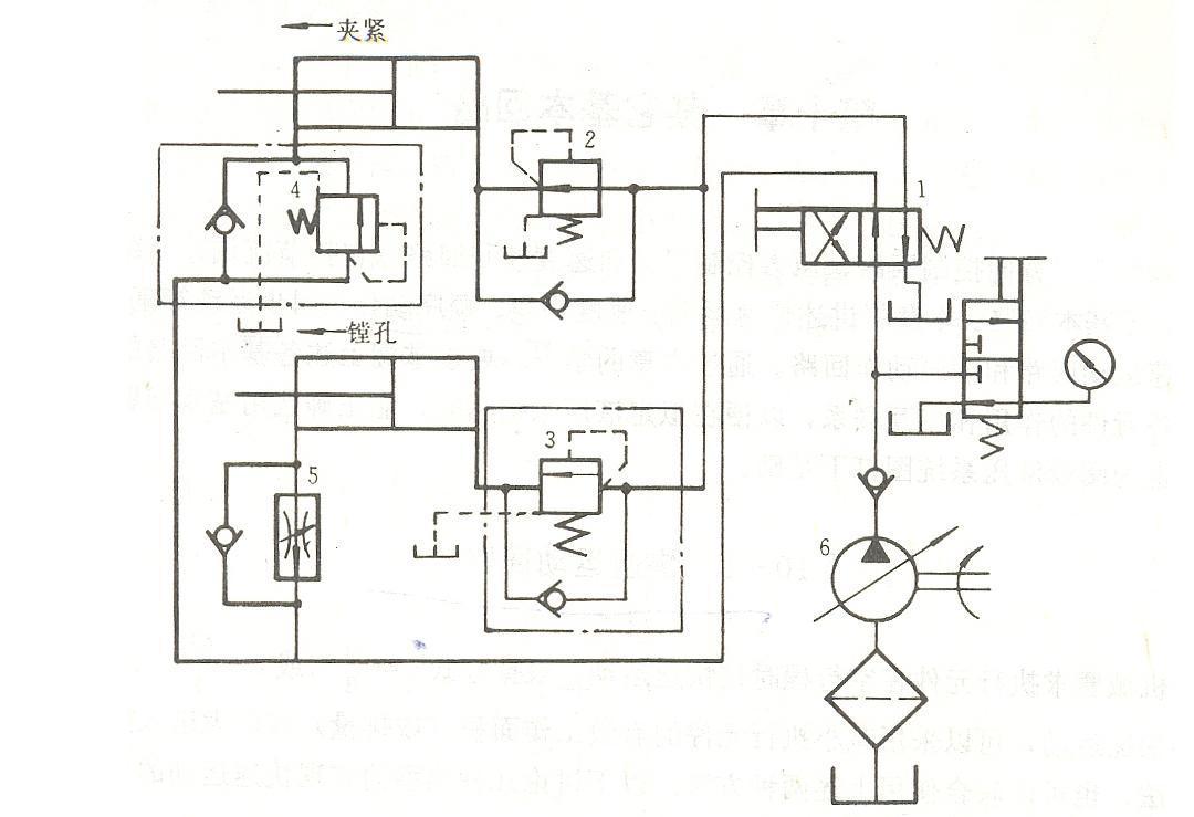 带时间控制的单向电路图