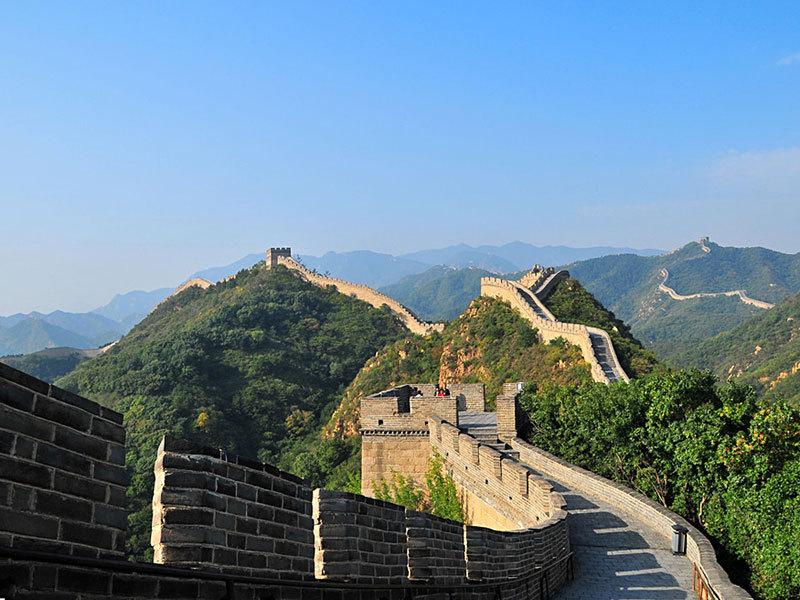 北京长城风景