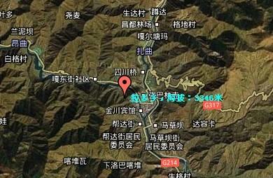 西藏昌都地区昌都县拉多乡