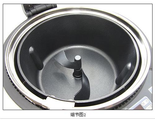 机器人炒菜机图片