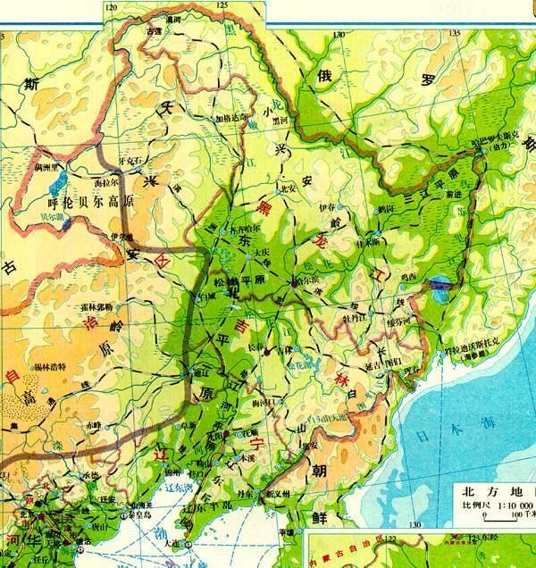 天亿网 黑龙江省地图高清版 > 地图 1280_1018  地图 1280_1018 (1280