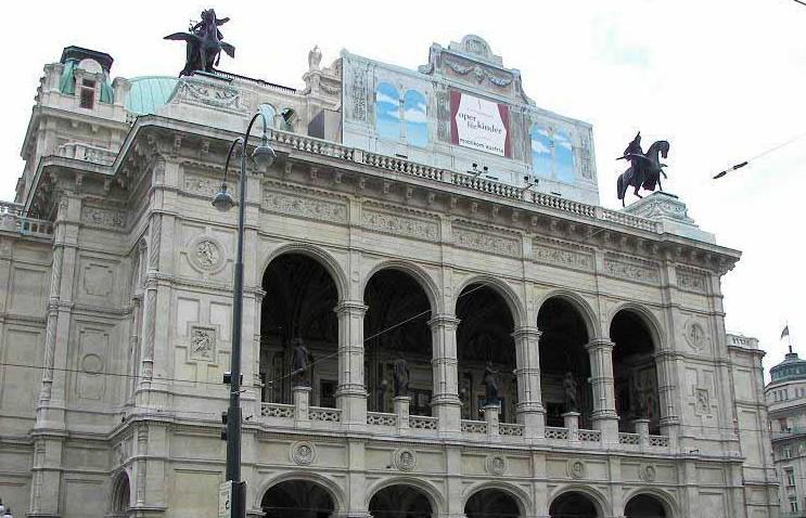维也纳国家歌剧院_360百科