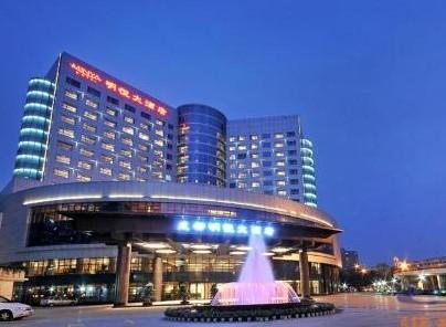 成都明悦大酒店外观图片