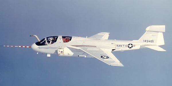 美国ea-6电子战机