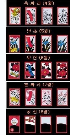2月的纹样中有喜鹊和梅花 出现梅花是因为2月份开始茨城以及日本