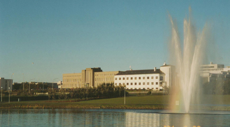 1994年新建筑物竣工,冰岛国家与大学图书馆在12月1日开馆.