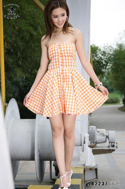 立体裙子折纸图解步骤