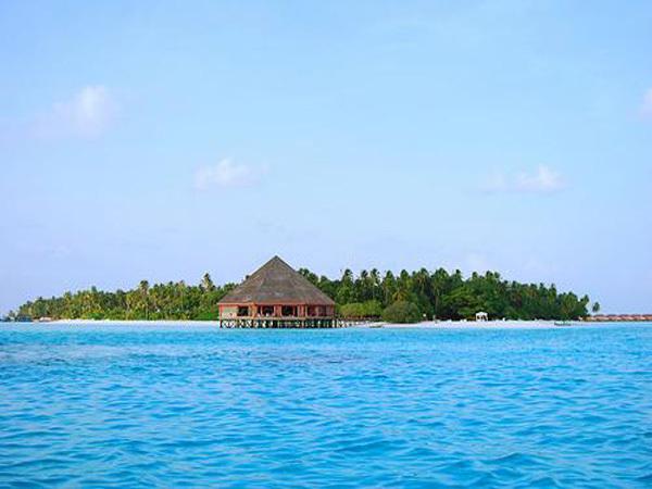 蜜月岛-马尔代夫珊瑚岛最东边岛屿