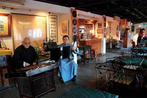 雅俗共赏的上海茶文化图片