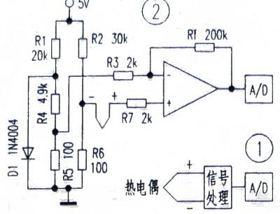 补偿电路中的可调电压