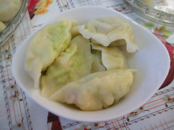 香菇素馅饺子的做法大全图解