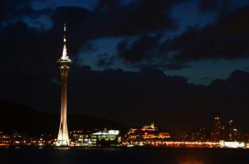 与双峰塔同是吉隆坡的地标之一.