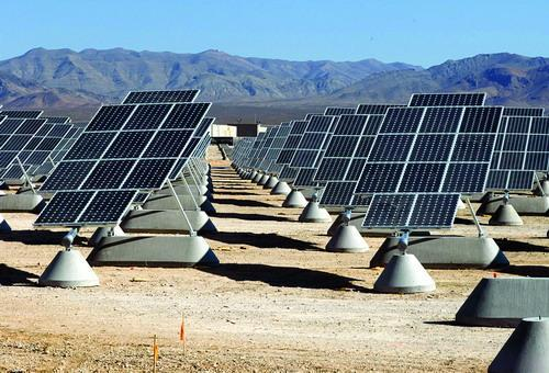 编辑本段太阳能电池发电原理