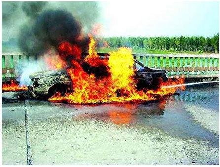 汽车电路中均安装有过载保护装置