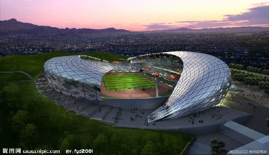奥林匹克体育中心体育场承接了中国对