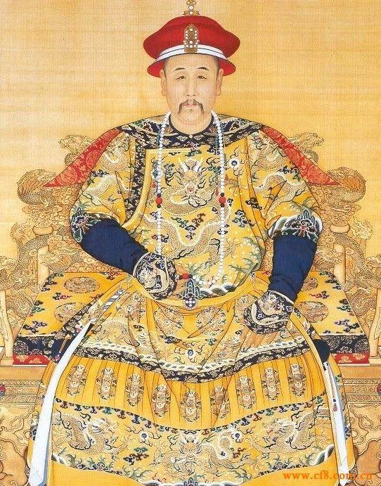 <em>清朝皇帝</em>_360百科