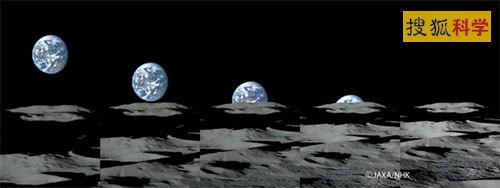 日本发布地球素颜照