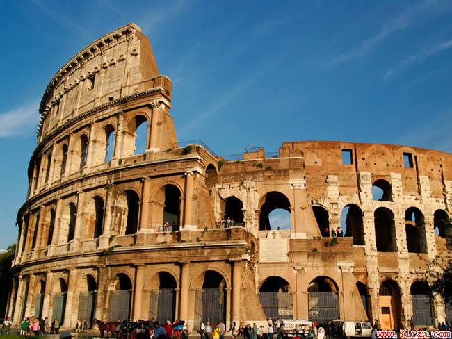 罗马建筑风格_360百科