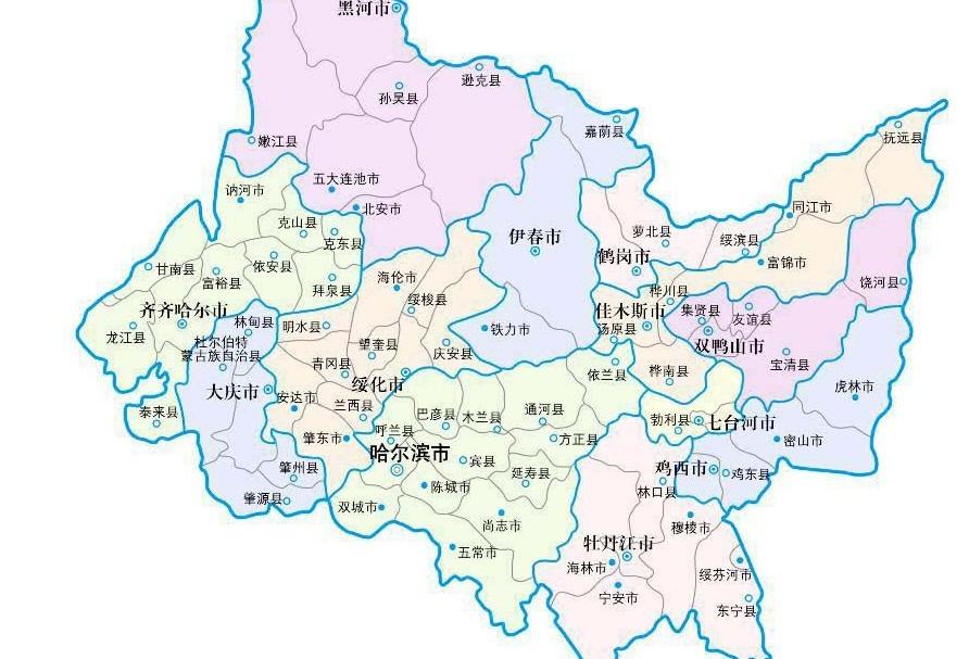 清初设宁古塔昂邦章京,后移吉林,改称吉林将军,并增设黑龙江将军,分别