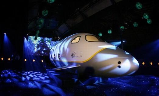 """美哥伦比亚号航天飞机失事后,太空旅游机构大多将目光转向了""""联盟"""""""