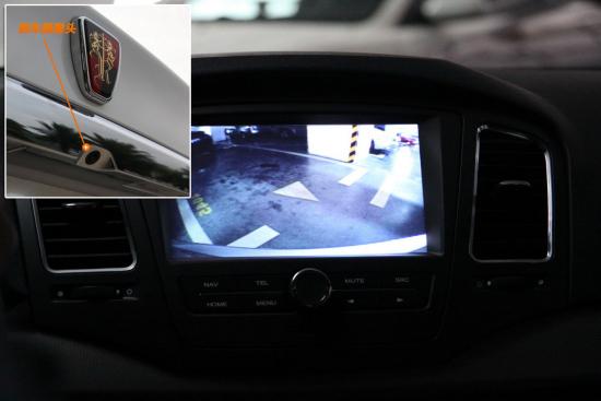 汽车倒车影像_360百科