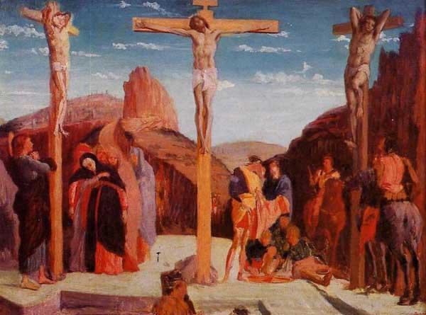 耶稣受难日_纹身图案