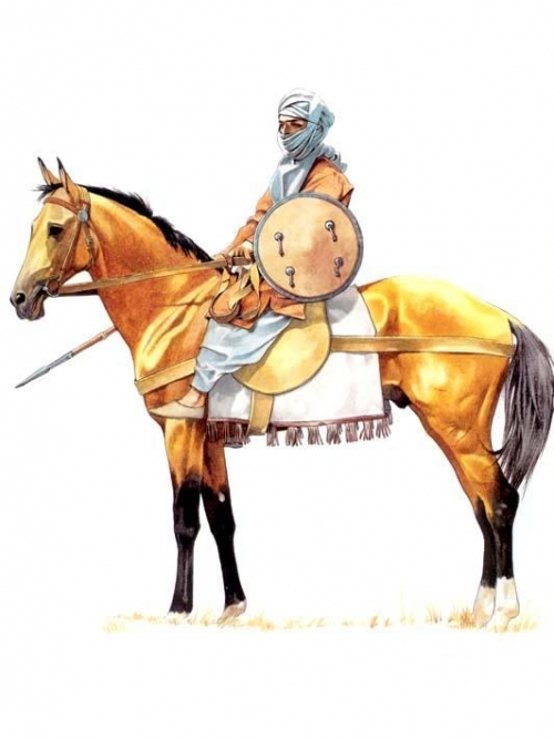 大唐与阿拉伯帝国之战