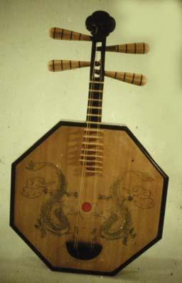 易拉罐手工制作大全 月琴