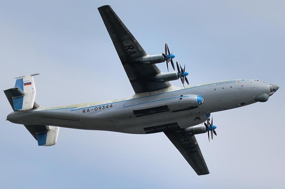 安东诺夫设计局已研制出新型安-124重型运输机来代替安-22.